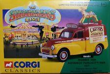 Corgi Classics Showmans Range Morris 1000 Advance Publicity Van 06601 New