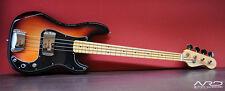 Precision Bass Sunburst 3 Tone