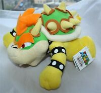 "Super Mario Bros Colorful King Bowser Koopa Soft Toy Plush Animal 10"" X'mas Toy"