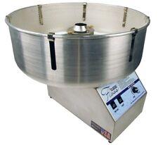 COTTON CANDY FAIRY FLOSS MACHINE MAKER CLASSIC FLOSS METAL BOWL 7105100 PARAGON