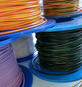 10m Car Automotive Electrical Cable Wiring 1.0mm² 70 COLOUR COMBINATIONS