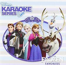 Various Artists - Disney Karaoke Series: Frozen Favorites / Various [New CD] Can