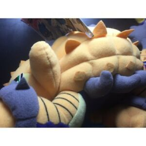 Rare Bandai Digimon Friends Large Plush Doll Ankylomon Season 2 Adventure 10 ""