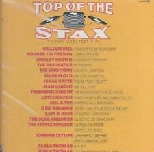 Various Artists - Top of The Stax Twenty Greatest Hits CD