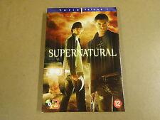 3-DISC DVD BOX / SUPERNATURAL - SERIE 1 - VOLUME 2