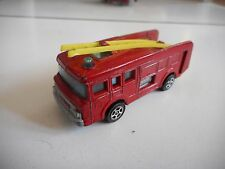 Corgi Juniors ERF Fire Engine Water Tender in Red/Yellow