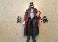 Marvel Legends Guardians  of the Galaxy STAR LORD Action Figure Loose