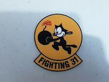 patch ecusson fighting 51 félix le chat