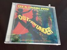Sealed NEW - The K. London Posse - Out From Under CD 1995 Deep Garage House