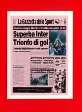 SUPERALBUM Gazzetta - Figurina-Sticker n. 209 - SUPERBA INTER - GAZZETTA -New