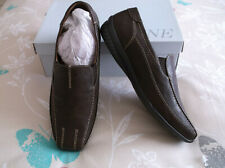LADIES BROWN SLIP ON SHOES SIZE 6 NEW IN BOX
