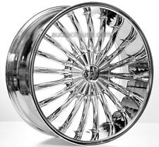 "4Rims 20"" Velocity Wheels VW11 Chrome Rims"