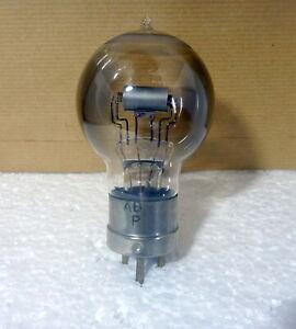 Lampe radio TM de Philips.