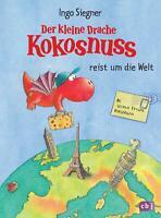 Der kleine Drache Kokosnuss reist um die Welt | Ingo Siegner | Buch | Deutsch