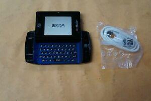 Motorola Sidekick Slide - Blue (T-Mobile) Cellular Phone FREE SHIP