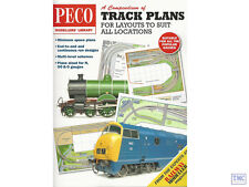 PM-202 Peco Track Plans for Layouts to Suit all Locations