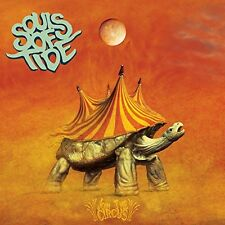 SOULS OF TIDE-JOIN THE CIRCUS-IMPORT CD w/JAPAN OBI E83