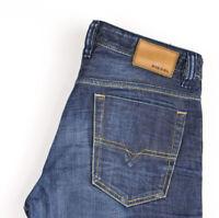 Diesel Hommes Viker Jeans Jambe Droite Taille W32 L28 AVZ27