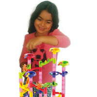 Marble Race Run Building Blocks For Kid Construction Game Toy-Christmas Z6F7