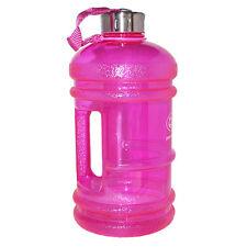 ENVIRO PRODUCTS BPA PINK Free Drink Big Bottle - 2.2L Plastic Water Bottle - GYM