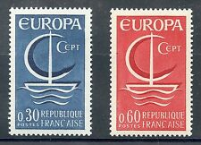 STAMP / TIMBRE FRANCE NEUF LUXE ** N° 1490/1491 ** EUROPA