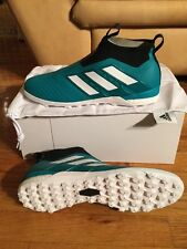 adidas Ace Tango 17+ Purecontrol TF Men's Soccer Football Shoes Green US 10