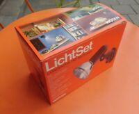 WOTAN LICHT SPOT CONCENTRA PAR SET 75 Lampholder 75 W Design 70er 80er 70ies