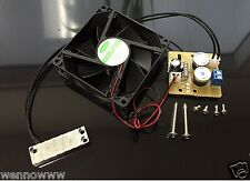 Heat & Fan for Security Surveillance Box Camera Aluminum Outdoor Housing use