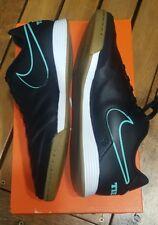Nike Tiempo Genio II Leather IC Indoor Football Soccer Boots 819215-004 US 10.5