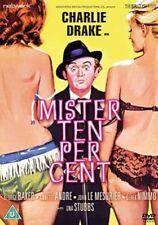 MISTER TEN PER CENT. Charlie Drake, Derek Nimmo. New Sealed DVD.