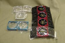 Lot of (4) Corsair Vengeance Airflow Memory Cooling Fans #7640