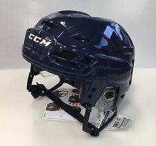 New CCM Resistance 100 NHL/AHL Pro Stock/Return large L ice hockey helmet blue