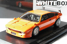 LAMBORGHINI URRACO RALLY 1974 BOB WALLACE ORANGE WHITEBOX WB502 1/43 RALLYE