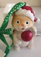 AVON- MY CAT PERSONALIZED ORNAMENT 2015  Christmas -In Box
