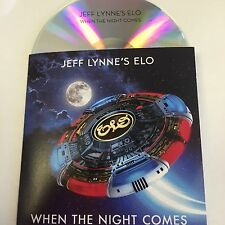 Jeff Lynne's ELO 'When The Night Comes' New Cd Promo