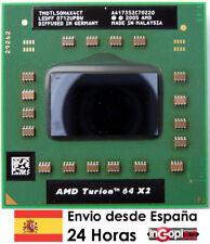 PROCESADOR AMD TURION 64 X2  TMDTL50HAX4CT