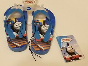 Small Ftting Please Choose a size up Thomas Boys Navy Blue Jelly Sandals
