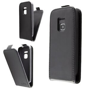 caseroxx Flip Cover for Nokia 225 4G (2020) made of faux leather