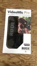 Rode Video Mic Pro  Make me an Offer, Free Shipping!
