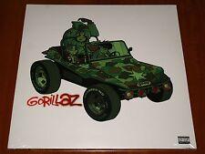 GORILLAZ FIRST ALBUM 2x LP VINYL 180g GATEFOLD EDITION LTD PARLOPHONE PRESS New