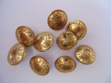 LEGION ETRANGERE INDOCHINE : 9 BOUTONS ANCIENS 21MM / 9 FOREIGN LEGION BUTTONS