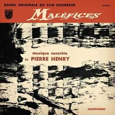 Pierre Henry – Maléfices LP Cacophonic 2013 Where The Truth Lies aka Hex 1962