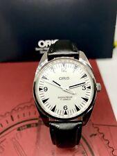 Classic Oris Mechanical Swiss Made Watch Smart New strap/glass refurb/Serviced.