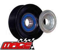 RIBBED IDLER PULLEY HOLDEN COMMODORE VS VT VX VY ECOTEC L36 L67 S/C 3.8L V6