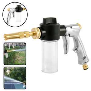 Car Snow Foam Wash Gun Cleaning Gun Soap Bottle Sprayer High Pressure Washer