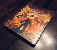 SEALED Doom Eternal Best Buy Bonus Steelbook Case (NO GAME!) PS4 Xbox One