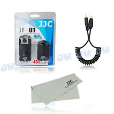 JJC Wireless Flash Trigger Remote Shutter For Nikon D7200 D5500 D3300 D750 D610