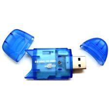 Full Speed Usb Card Reader - 2.0 Sdhc Sd Mmc Memory 1gb 2gb 4gb 8gb