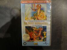 K7 - VHS - LE PETIT DINOSAURE - 2 épisodes - 2002 - Français - PAL