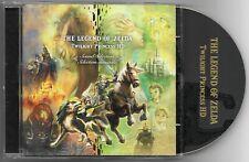 Nintendo THE LEGEND OF ZELDA Twilight Princess HD Sound Selection Soundtrack CD